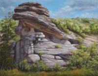 Writing on Stone Series #1
