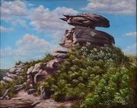Writing on Stone Series #3